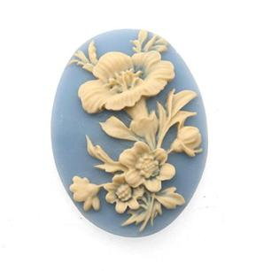 306x306-cc18608-cammeo-resina-fiori-ivory-and-light-sapphire-ovale-40x30mm